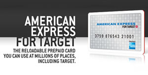 AMEX Launch Prepaid Card With Target