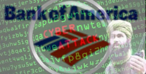 Bank of America Site Cyber Attacked