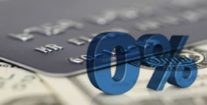 Zero-Interest Credit Cards Increasing In Popularity