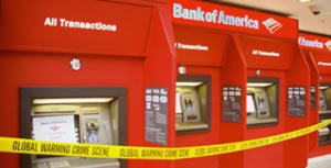 Banks Struggle With Sandy Aftermath