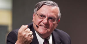 AZ Sheriff Arpaio Targeted in Credit Card Scam