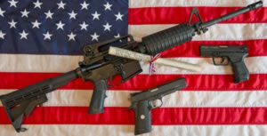 Guns, Credit, 2nd Amend & Victims: GE Capital Bails