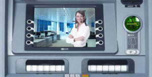 Ready for Correct Change, Video Chat With Your ATM?